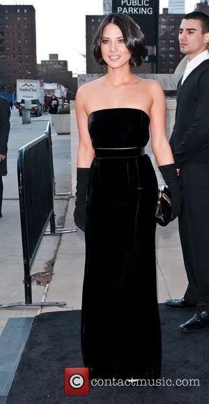 Olivia Munn Metropolitan Opera gala premiere of 'Rossini's Le Comte Ory' - Outside Arrivals New York City, USA - 24.03.11