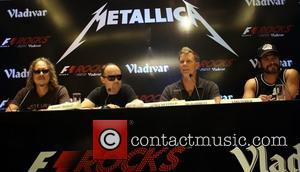 Metallica's Orion Festival Reveals 2013 Line-Up, Including Red Hot Chili Peppers