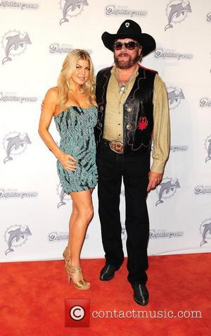 Fergie and Hank Williams Jr