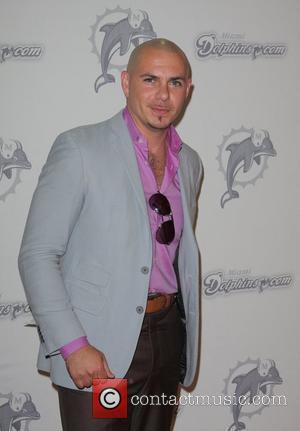 Pitbull To Set Sail On Concert Cruise