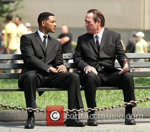 Will Smith and Tommy Lee Jones