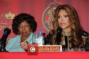 Katherine Jackson and La Toya Jackson