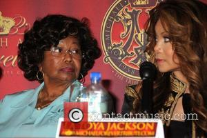 Katherine Jackson, La Toya Jackson Michael Forever The Tribute Concert Press Conference held at The Beverly Hills Hotel Los Angeles,...
