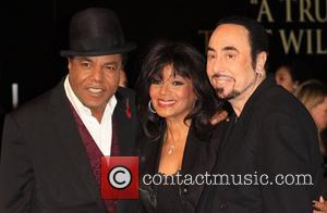 Tito Jackson, David Gest, Rebbie Jackson and Empire Leicester Square