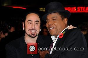 David Gest and Tito Jackson 'Michael Jackson: The Life of an Icon' film premiere held at the Empire Leicester Square...