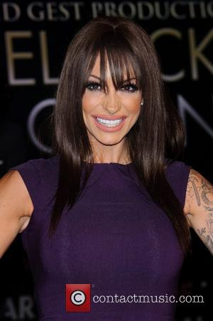 Jodie Marsh and Empire Leicester Square