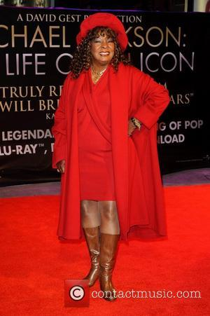 Martha Reeves 'Michael Jackson: The Life of an Icon' film premiere held at the Empire Leicester Square - Arrivals. London,...