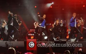 JLS Michael Forever: Michael Jackson Tribute Concert held at the Cardiff Millenium Stadium Cardiff, Wales - 08.10.11