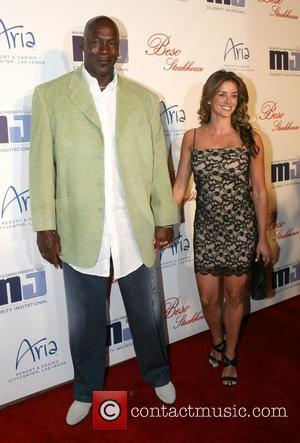 Michael Jordan 10th Annual Michael Jordan Celebrity Invitational Dinner in BESO at Crystals Las Vegas, Nevada - 31.03.11