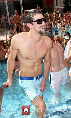 Michael Phelps Olympian Michael Phelps attends the Encore Beach Club 2011 season opening Las Vegas, Nevada - 16.04.11