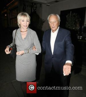 Michael Winner and Scott's Restaurant