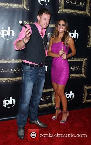 Kasey Kahl and Michelle Money and Planet Hollywood