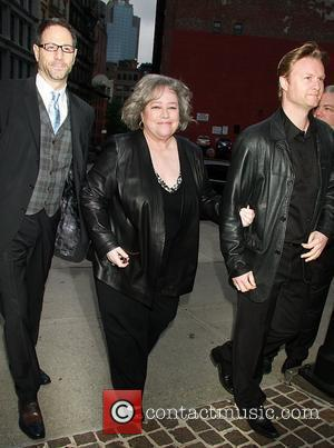 Kathy Bates  The screening of 'Midnight in Paris' at the Tribeca Grand Hotel New York City, USA - 17.05.11