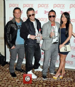 Mike Sorrentino aka The Situation makes an appearance at Parx Casino Bensalem, Pennsylvania - 01.04.11
