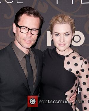 Guy Pearce, Kate Winslet at the New York Premiere of Mildred Pierce - Arrivals New York City, USA - 21.03.11