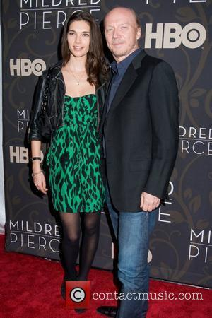 Teresa Moore and Paul Haggis The New York Premiere of 'Mildred Pierce' - Arrivals New York City, USA - 21.03.11