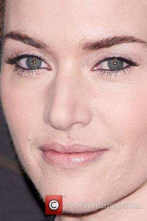 Kate Winslet Reads To Kids At Book Festival