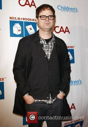 Rainn Wilson  at the 2nd Annual Milk and Bookies Story Time Celebration held at The Skirball Cultural Center Los...