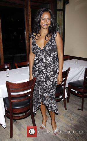 Tonya Pinkins After party for the New York Premiere of 'Milk Like Sugar' held at the West Bank Cafe New...