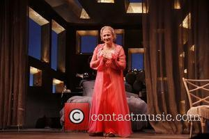 Olympia Dukakis  Opening night of the Roundabout Theatre Company production of 'The Milk Train Doesn't Stop Here Anymore' at...