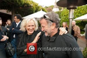 Glenn Close and Robin Williams