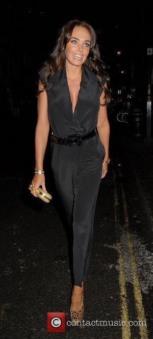 Tamara Ecclestone,  at the Million Dollar Quartet - press night held at the Noel Coward Theatre - Departures. London,...
