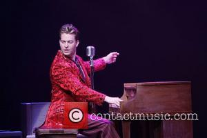 Levi Kreis as Jerry Lee Lewis A special Jam session celebrating Lee Rocker's final performance in the Broadway musical production...