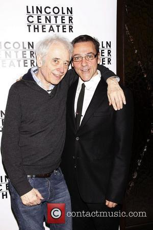 Austin Pendleton and Michael Halberstam  Opening night after party for Lincoln Center Theater's production of 'A Minister's Wife' held...