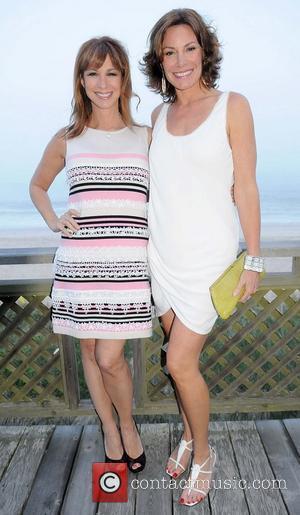 Jill Zarin and Countess LuAnn de Lesseps Miracle House summer kick-off at the Bridgehampton Beach and Tennis Club - Arrivals...