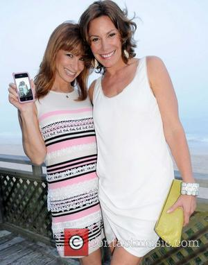 Jill Zarin and Countess LuAnn de Lesseps Miracle House summer kick-off at the Bridgehampton Beach and Tennis Club - Arrivals...