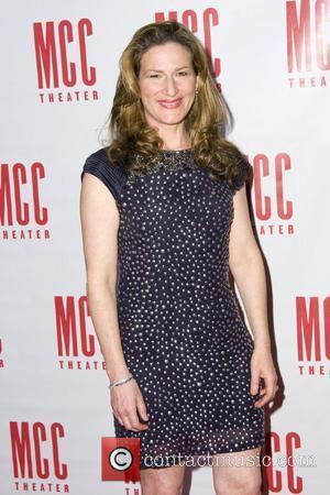 Ana Gasteyer Miscast 2011 MCC Theater Annual Musical Spectacular Gala - Arrivals New York City, USA - 14.03.11
