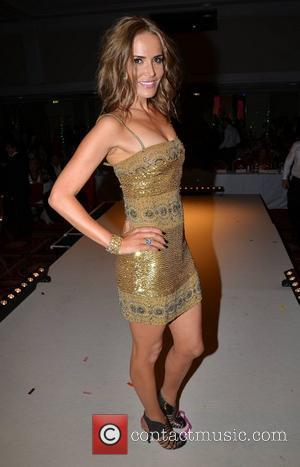 Sophie Anderton Holly Carpenter is crowned Miss Ireland 2011 at the D4 hotel Ballsbridge Inn Dublin, Ireland - 13.08.11
