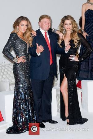 Donald Trump and Shandi Finnessey