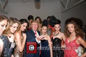 Shandi Finnessey, Amelia Vega, Donald Trump and Riyo Mori
