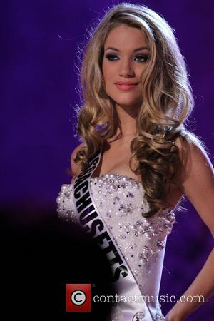 Miss Massachusetts USA Alida D'Angona  2011 Miss USA Preliminary Competition at The Theater of Performing Arts at Planet Hollywood...