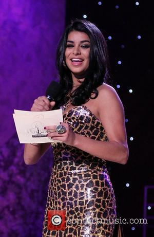 Miss USA 2010 Rima Fakih  2011 Miss USA Preliminary Competition at The Theater of Performing Arts at Planet Hollywood...