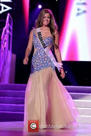 Miss Oklahoma USA Kaitlyn Smith  2011 Miss USA Preliminary Competition at The Theater of Performing Arts at Planet Hollywood...