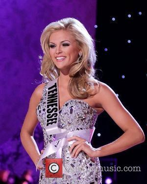 Miss Tennessee USA Ashley Durham  2011 Miss USA Preliminary Competition at The Theater of Performing Arts at Planet Hollywood...