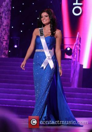 Miss Idaho USA Erza Haliti   2011 Miss USA Preliminary Competition at The Theater of Performing Arts at Planet...