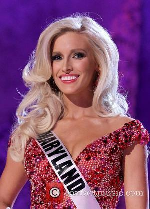 Miss Maryland USA Allyn Rose   2011 Miss USA Preliminary Competition at The Theater of Performing Arts at Planet...