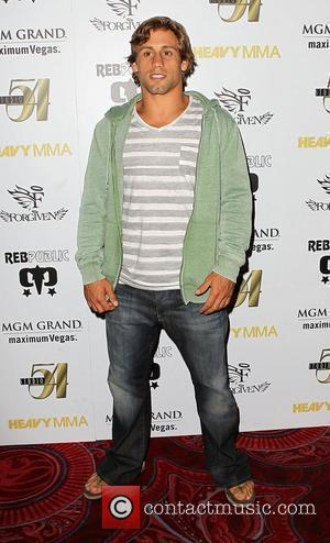 Urijah Faber T. J. Lavin, Roy Nelson, Dan Hardy, Brittney Palmer host Official Heavy MMA After-Fight Party at Studio 54...