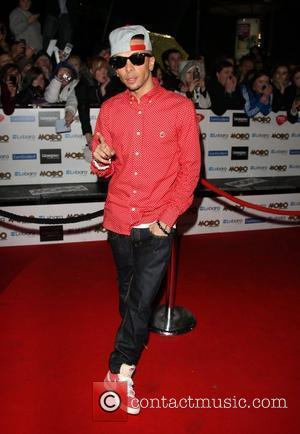 Dappy of N-Dubz The MOBO Awards 2011 - Arrivals Glasgow, Scotland - 05.10.11
