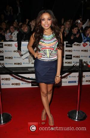 Dionne Bromfield and MOBO