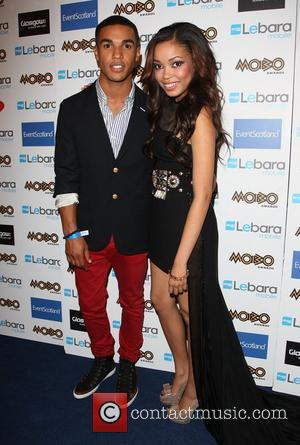 Lucien Laviscount, Dionne Bromfield and Mobo