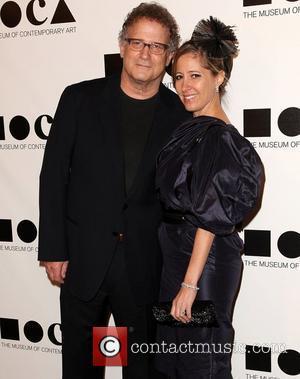 Albert Brooks and wife Kimberly Brooks 2011 MOCA Gala: 'An Artist's Life Manifesto' directed by Marina Abramovic at MOCA Grand...