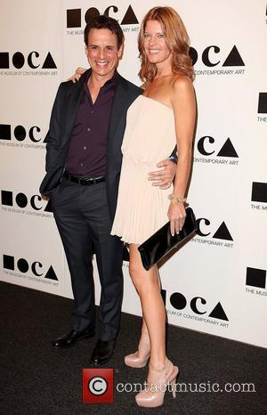 Christian LeBlanc and Michelle Stafford 2011 MOCA Gala: 'An Artist's Life Manifesto' directed by Marina Abramovic at MOCA Grand Avenue...