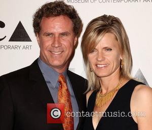 Will Ferrell and wife Viveca Paulin 2011 MOCA Gala: 'An Artist's Life Manifesto' directed by Marina Abramovic at MOCA Grand...