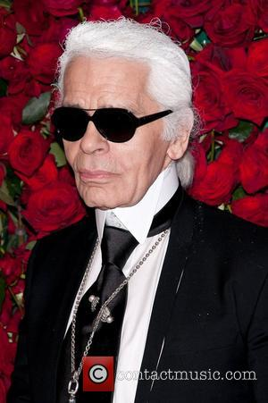 Karl Lagerfeld Museum of Modern Art's 4th Annual Film benefit 'A Tribute to Pedro Almodovar' at the Museum of Modern...