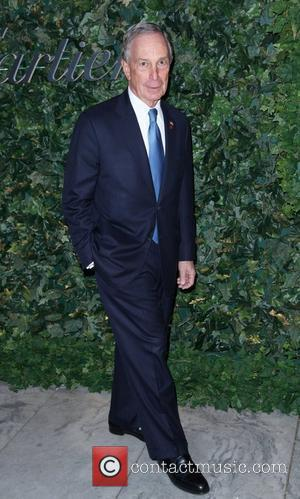 New York City Mayor Michael Bloomberg  2011 MoMA Party In The Garden benefit at The Museum of Modern Art...