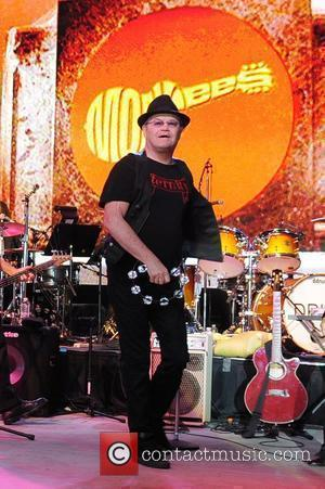 Micky Dolenz of the Monkees performs at the Pompano Beach Amphitheater  Pompano Beach, Florida - 05.06.11